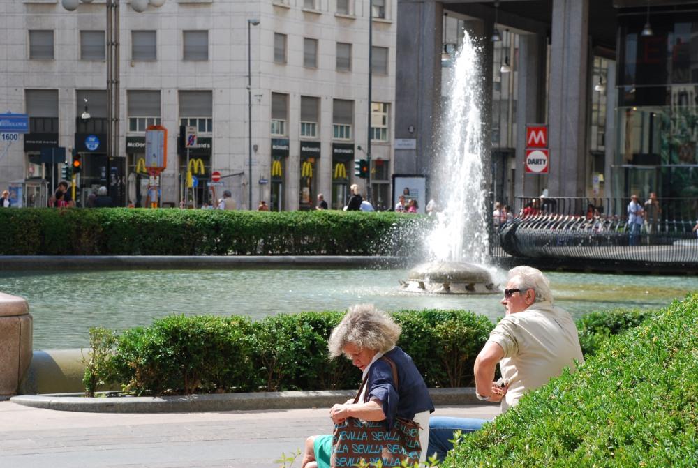 FUNSide - Photo: Milano, una domenica mattina (6/6)