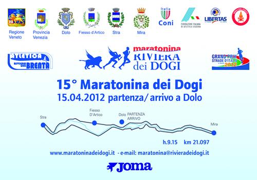 FUNside - Sport: Maratonina dei Dogi... bagnata!