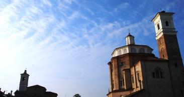 Chiesa & nuvole