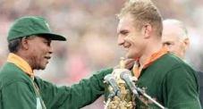 Con Pienaar, capitano degli Springboks