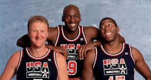 Larry, Michael & Magic