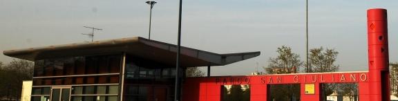 L'ingresso della Porta Rossa