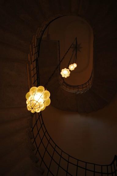 Luci e scale