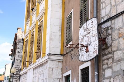 Sibenik - 1   Basket casalingo