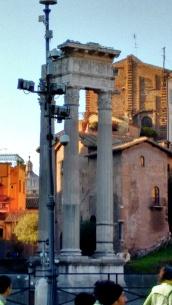 Roma ci guarda...