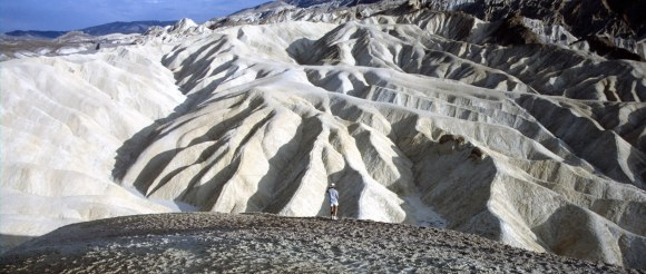 Weekly Photo challenge - Forces Of Nature Zabriskie Point