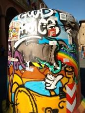 Trash Graffiti