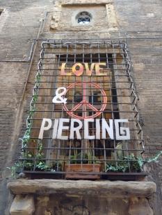 Love & Piercing