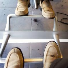 Mestre - Selfie dal barbiere