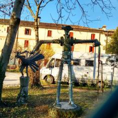 Susegana - Robots