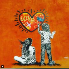 Paint your love.