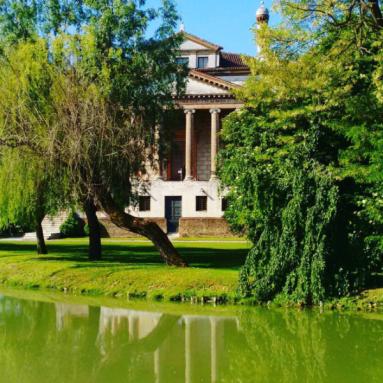 "Villa Foscari aka ""la Malcontenta"". My favourite Palladio' s building."