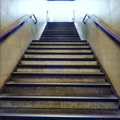 Is this the stairway to heaven?