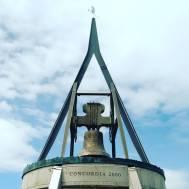 The Concordia Bell in Plan de Corones.