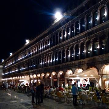 Venezia, what else?