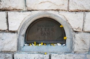 Soldato Peter Pan