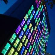 The rainbow windows hotel.