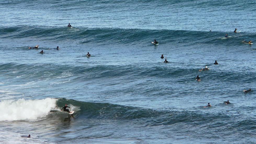 Surf the change