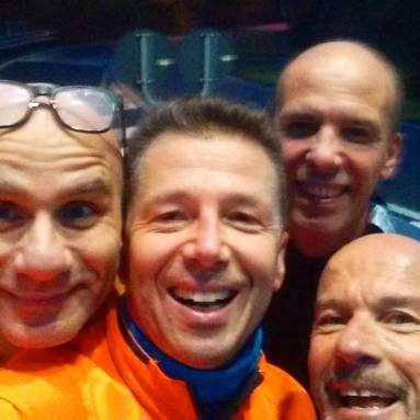 Spinea - Selfie on the run.