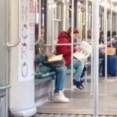 Milano - Different styles (of reading).