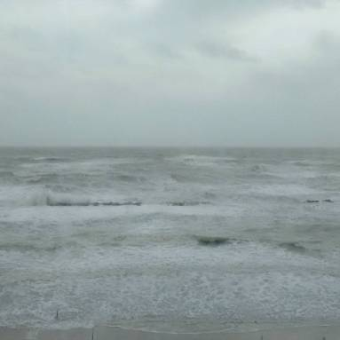 Pesaro - Wuthering waves.