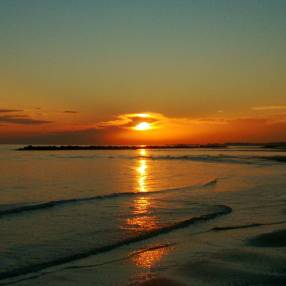 Pesaro - Another gifted sunrise.