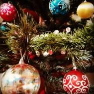 Home - Almost Christmas time.