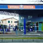 Mirano - Vittoria Station, the Italian way.