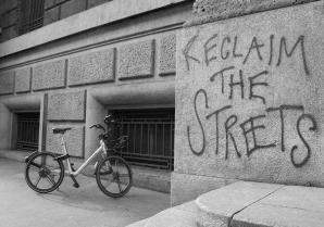 Reclaim the streets