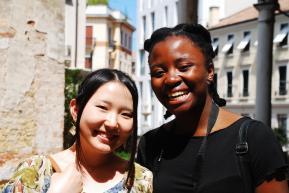 Due visi per Treviso, da Tokyo e Parigi.