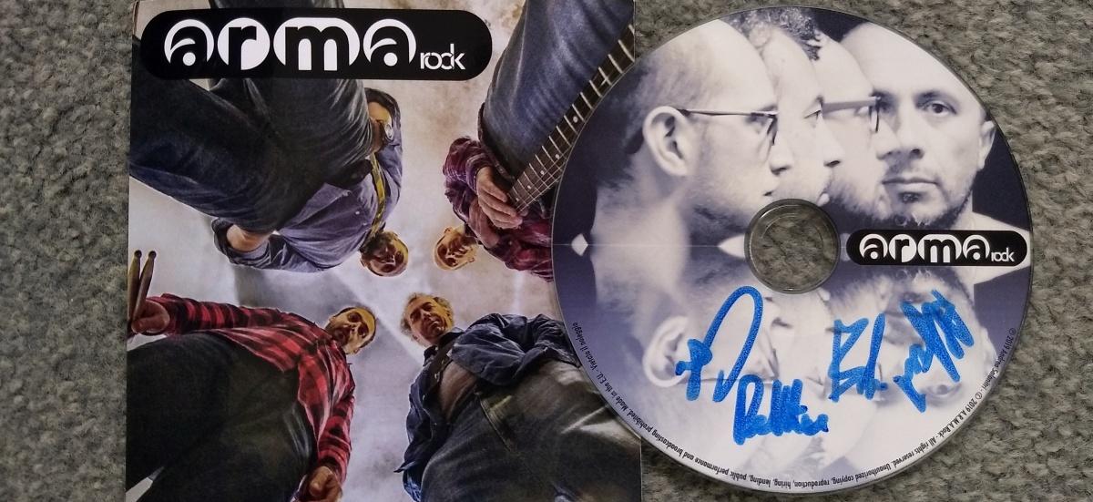 ARMA ROck - Il CD